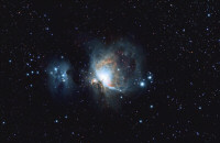 Messier 42 and NGC 1973/75/77